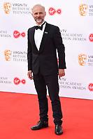 Mark Bonnar<br /> arriving for the BAFTA TV Awards 2018 at the Royal Festival Hall, London<br /> <br /> ©Ash Knotek  D3401  13/05/2018