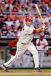 12 June 2006: Ryan Zimmerman, third baseman for the Washington Nationals, at bat against the Colorado Rockies at RFK Stadium, in Washington, DC. The Nationals fell to the Rockies 4-3 in the first game of the four game series...Mandatory Photo Credit: Ed Wolfstein Photo..