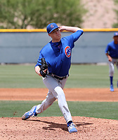 Chris Allen - Chicago Cubs 2019 extended spring training (Bill Mitchell)