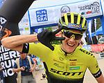 2019 Trentino MTB Challenge - Ride the Nature - 1000 Grobbe Bike Challenge - 100 Km dei Forti  il 09/06/2019 a Lavarone,  Mattia Longa (Scott)<br />  © Pierre Teyssot / Mosna