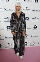 Tamera Foster at the Amy Winehouse Foundation Gala held at the Dorchester Hotel, Park Lane, London on October 5th 2017<br /> CAP/ROS<br /> &copy;ROS/Capital Pictures