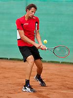 August 17, 2014, Netherlands, Raalte, TV Ramele, Tennis, National Championships, NRTK, Mens Final : Jasper Smit (NED)<br /> Photo: Tennisimages/Henk Koster