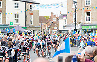 Picture by SWpix.com - 03/05/2018 - Cycling - 2018 Tour de Yorkshire - Stage 1: Beverley to Doncaster - Ian Stannard of team Sky passes through Pocklington