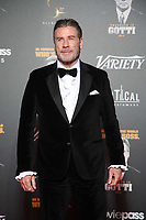 John Travolta attend a party in Honour of John Travolta's receipt of the Inaugural Variety Cinema Icon Award during the 71st annual Cannes Film Festival at Hotel du Cap-Eden-Roc on May 15, 2018 in Cap d'Antibes, France.<br /> CAP/GOL<br /> &copy;GOL/Capital Pictures