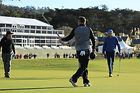 Paul Casey (ENG) in action during the final round of the AT&T Pro-Am, Pebble Beach Golf Links, Monterey, California, USA. 11/02/2019<br /> Picture: Golffile | Phil Inglis<br /> <br /> <br /> All photo usage must carry mandatory copyright credit (© Golffile | Phil Inglis)