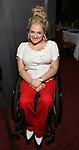 """Ali Stroker attends the Rodgers & Hammerstein's """"Oklahoma!"""" Cocktail Party at Bob's Steak & Chop House on February 19, 2019 in New York City."""