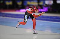 SCHAATSEN: HEERENVEEN: Thialf, World Cup, 03-12-11, 1500m B, Bente Kraus GER, ©foto: Martin de Jong