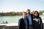 Pablo Casado, Jose Luis Martinez Almeida and Isabel Diaz Ayuso in the presentation of the Partido Popular program<br />  October 13, 2019. <br /> (ALTERPHOTOS/David Jar)
