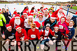 Born to Run group who took part in the Santa 5k run which took place at Tralee Wetlands Centre on Sunday.
