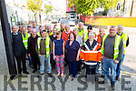 Yvonne Quill and the hard workers of the Killarney Tidy Towns who are delighted with the Tidy Towns results