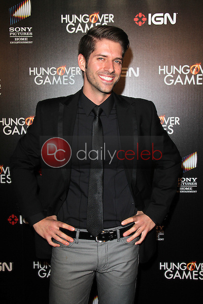 Ross Nathan<br /> at &quot;The Hungover Games&quot; Premiere, TCL Chinese 6, Hollywood, CA 02-11-14<br /> David Edwards/Dailyceleb.com 818-249-4998