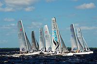 EUS- Zhik F-18 Americas Championship Race - Start & Finish & Crashes, Port Charlotte FL 10 15
