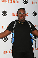 """LOS ANGELES - NOV 18:  Marcel Spears at the The Neighbohood Celebrates the """"Welcome to Bowling"""" Episode at Pinz Bowling Alley on November 18, 2019 in Studio City, CA"""