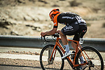 Stijn Steels (BEL) Roompot-Charles in action during Stage 4 of 10th Tour of Oman 2019, running 131km from Yiti (Al Sifah) to Oman Convention and Exhibition Centre, Oman. 19th February 2019.<br /> Picture: ASO/K&aring;re Dehlie Thorstad | Cyclefile<br /> All photos usage must carry mandatory copyright credit (&copy; Cyclefile | ASO/K&aring;re Dehlie Thorstad)