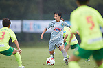 Yu Nakasato (Beleza), <br /> SEPTEMBER 17, 2017 - Football / Soccer : <br /> 2017 Plenus Nadeshiko League Division 1 match <br /> between JEF United Ichihara Chiba Ladies 0-1 NTV Beleza <br /> at Frontier Soccer Field in Chiba, Japan. <br /> (Photo by AFLO SPORT)