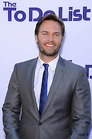 WESTWOOD, CA - JULY 23: Scott Porter attends the premiere of CBS Films' 'The To Do List' at the Regency Bruin Theatre on July 23, 2013 in Westwood, California. (Photo by Celebrity Monitor)