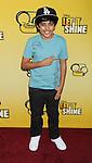LOS ANGELES, CA - JUNE 05: Karan Brar attends Disney's 'Let It Shine' Premiere held at The Directors Guild Of America on June 5, 2012 in Los Angeles, California.