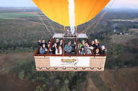 20170608 08 June Hot Air Balloon Cairns