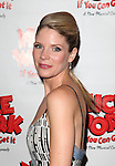 Kelli O'Hara.attending the Broadway Opening Night After Party for  'Nice Work If You Can Get It' at the Mariott Marquis  on 4/24/2012 in New York City.