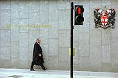 The Stock Exchange in Threadneedle Street, City of London