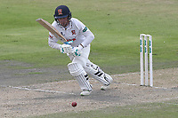 Adam Wheater in batting action for Essex during Lancashire CCC vs Essex CCC, Specsavers County Championship Division 1 Cricket at Emirates Old Trafford on 10th June 2018