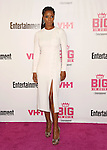 WEST HOLLYWOOD, CA - NOVEMBER 15: Actress Tasha Smith attends VH1 Big In 2015 With Entertainment Weekly Awards at Pacific Design Center on November 15, 2015 in West Hollywood, California.