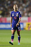 Rumi Utsugi (JPN),<br /> MAY 28, 2015 - Football / Soccer : KIRIN Challenge Cup 2015 match between Japan 1-0 Italy at Minaminagano Sports Park in Nagano, Japan.<br /> (Photo by AFLO)