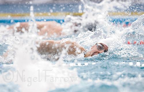 01 JUN 2008 - BUDAPEST, HUN - Sam Weale (GBR) - Modern Pentathlon World Championships. (PHOTO (C) NIGEL FARROW)