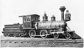 D&amp;RG locomotive #108.  Baldwon Locomotive Works #6632.<br /> D&amp;RG  Philadelphia, PA  1883