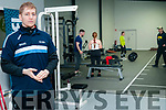 Base Gym: Gymn instructor John Keane pictured at the Base Gymn at the Listowel Community Centre.
