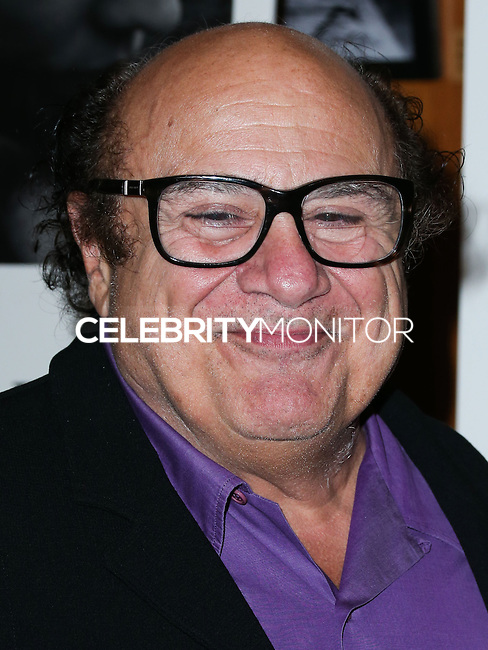 LOS ANGELES, CA, USA - OCTOBER 27: Danny DeVito arrives at the Los Angeles Premiere Of Amplify's 'The Better Angels' held at the Directors Guild Of America on October 27, 2014 in Los Angeles, California, United States. (Photo by Xavier Collin/Celebrity Monitor)