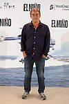 MADRID, SPAIN - AUGUST 26: Eduard Fernandez attends a photocall for El Nino at the Hesperia Hotel on August 26, 2014 in Madrid, Spain. (ALTERPHOTOS / Nacho Lopez)