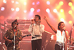 Michael Jackson 1984 with the Jacksons............