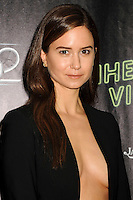 NEW YORK CITY, NY, USA - OCTOBER 04: Katherine Waterston arrives at the 52nd New York Film Festival - 'Inherent Vice' Centerpiece Gala Presentation & World Premiere held at Alice Tully Hall on October 4, 2014 in New York City, New York, United States. (Photo by Celebrity Monitor)