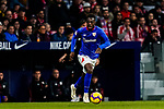 Inaki Williams Arthuer of Athletic de Bilbao in action during the La Liga 2018-19 match between Atletico de Madrid and Athletic de Bilbao at Wanda Metropolitano, on November 10 2018 in Madrid, Spain. Photo by Diego Gouto / Power Sport Images