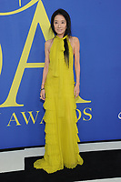 BROOKLYN, NY - JUNE 4: Vera Wang at the 2018 CFDA Fashion Awards at the Brooklyn Museum in New York City on June 4, 2018. <br /> CAP/MPI/JP<br /> &copy;JP/MPI/Capital Pictures