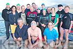 Taking part in the FENIT Swim on Thursday night  check captions   Copyright Kerry's Eye 2008