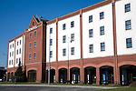 Novotel hotel exterior, Ipswich, Suffolk, England