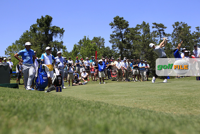 Rory McIlroy (NIR) during round 3 of the Players, TPC Sawgrass, Championship Way, Ponte Vedra Beach, FL 32082, USA. 14/05/2016.<br /> Picture: Golffile | Fran Caffrey<br /> <br /> <br /> All photo usage must carry mandatory copyright credit (&copy; Golffile | Fran Caffrey)