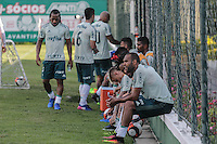 SÃO PAULO, SP, 28.02.2017 - FUTEBOL- PALMEIRAS - Treino do Palmeiras, na Academia de Futebol na Barra Funda, na tarde desta terça-feira,28. (Foto: Darcio Nunciatelli/Brazil Photo Press).