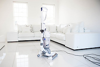 "COPY BY TOM BEDFORD<br /> Pictured: The white Dyson vacuum cleaner owned by Claire Dix<br /> Re: A home-loving mum is looking forward to a bright 2017 - everything she owns is white.  <br /> Claire Dix, 51, lives in white house where all the inside walls, floors and ceilings are white.<br /> Her furniture is white, her sheets and towels are white - even her Persian cat Mr Darcy is white.<br /> She drives a white Porsche sports car and the other family car is - you've guessed, it white.<br /> And to keep her home spotless she even has a white, limited-edition Dyson cleaner.<br /> Claire said: ""It's not an obsession, just a matter of style - I happen to like white."
