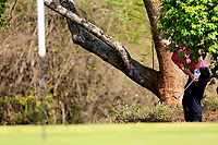 Christian Braeunig (GER) during the third round of the of the Barclays Kenya Open played at Muthaiga Golf Club, Nairobi,  23-26 March 2017 (Picture Credit / Phil Inglis) 25/03/2017<br /> Picture: Golffile | Phil Inglis<br /> <br /> <br /> All photo usage must carry mandatory copyright credit (© Golffile | Phil Inglis)