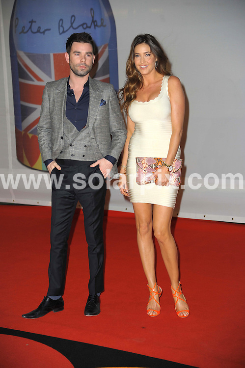 **ALL ROUND PICTURES FROM SOLARPIX.COM**                                             **WORLDWIDE SYNDICATION RIGHTS**                                                                                  Stars arrive at London's O2 Arena for the 2012 Brit Awards..This pic:  Lisa Snowdon                                             .JOB REF:    14495   MSR     DATE:   22.02.12                                                         **MUST CREDIT SOLARPIX.COM OR DOUBLE FEE WILL BE CHARGED**                                                                      **MUST AGREE FEE BEFORE ONLINE USAGE**                               **CALL US ON: +34 952 811 768 or LOW RATE FROM UK 0844 617 7637**