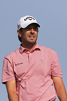 Thomas Aiken (RSA) on the 3rd during Round 3 of the Omega Dubai Desert Classic, Emirates Golf Club, Dubai,  United Arab Emirates. 26/01/2019<br /> Picture: Golffile | Thos Caffrey<br /> <br /> <br /> All photo usage must carry mandatory copyright credit (© Golffile | Thos Caffrey)