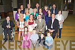 CHRISTENED: What a day Abigail Sarah Cronin had as she was christened in St John's Church with her parents Adrian Cronin and Lorraine McLoughlin,Knockmoyle, were many of their friends and family looked on in St John's Church Tralee................................... ....