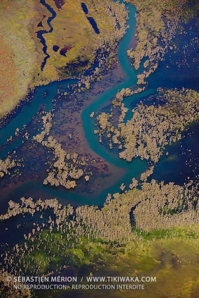 Marais de la rivière Blanche, Lac de Yaté