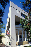 Canadian Embassy in Washington, DC. Washington D.C. District of Columbia United States.