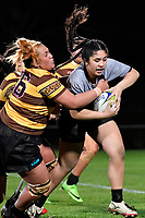 20180815 CSW Girls Rugby Premier Final - Porirua College v St Mary's College