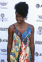 04 January 2019 - Palm Springs, California - Danai Gurira. Variety 2019 Creative Impact Awards and 10 Directors to Watch held at the Parker Palm Springs during the 30th Annual Palm Springs International Film Festival.          <br /> CAP/ADM/FS<br /> ©FS/ADM/Capital Pictures