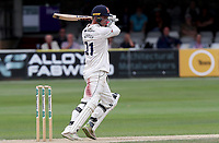 Tom Westley of Essex in batting action during Essex CCC vs Yorkshire CCC, Specsavers County Championship Division 1 Cricket at The Cloudfm County Ground on 9th July 2019
